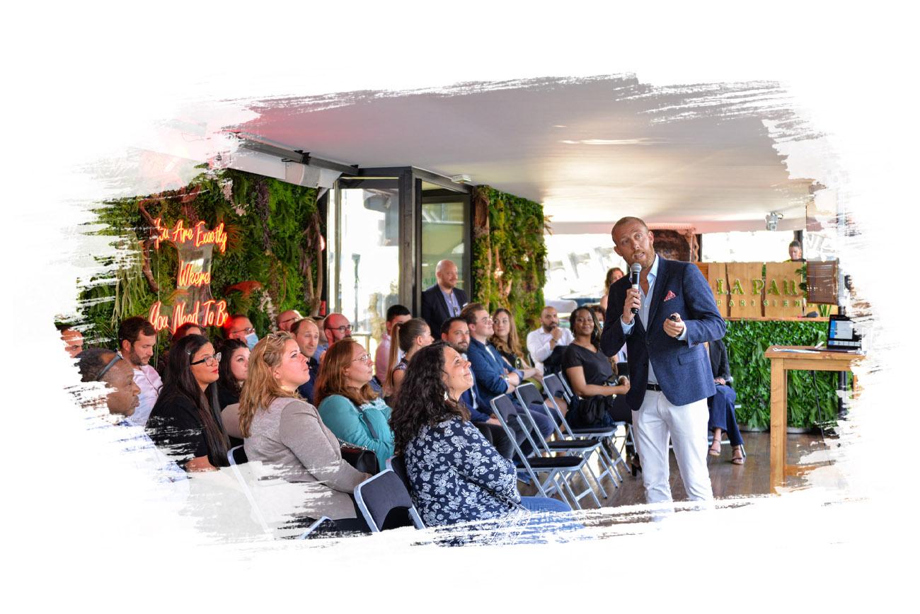 Conférence Global Partner