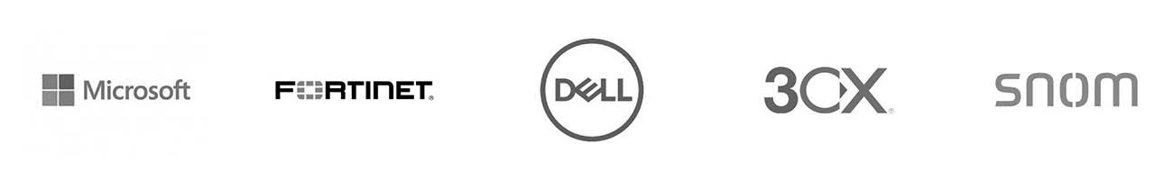Logo des entreprise partenaire de Global partner